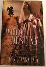 Al & Joanna Lacy Kane Legacy #2 Web of Destiny