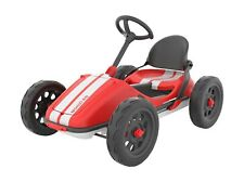 Chillafish Monzi Rs: Pedal Go-Kart for Kids 3-7 Years, Folds Down for Easy St.