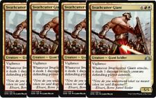 4x Swathcutter Giant -NM MTG Guilds of Ravnica Gold Uncommon
