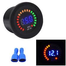 12V Auto LED Panel Digital Voltage Voltmeter Voltanzeige Spannung Meter