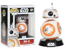 BB-8 Star Wars VII Force Awakens Pop! Funko bobble-head Vinyl figure n° 61