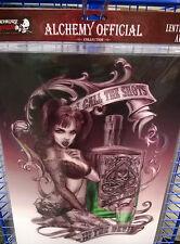 Image 3D Officiel Academy Gothique Absinthe tattoo lady 39x29 cm d'environ nouveau
