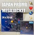 JAPAN 24x24cm MEGAJACKET +CD WITH 2BONUSTR+INSERT! COLDPLAY MUSIC OF THE SPHERES
