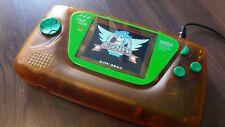 Sega Game Gear refurbished recapped TFT LCD Mod quasi neu