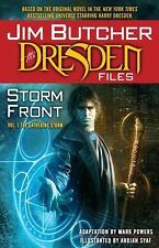 The Dresden Files: Storm Front (Jim Butcher's Dresden Files) (A graphic novel),