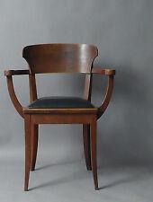 R. Riemerschmid Hellerauer Sessel  1919  Leder