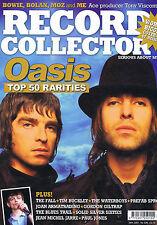 OASIS / TONY VISCONTI / THE FALL / TIM BUCKLEYRecord CollectorNo.336May2007