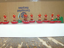 Portugal 2014 World Cup Subbuteo Top Spin Equipo