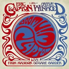Clapton,Eric & Steve Winwood - Live At Madison Square Garden (CD NEUF)