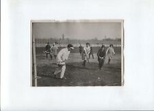 N°3689 /  photo  d'epoque match de hockey sur gazon feminin