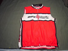 BIKE BARN SUGOI Cycling Sleeveless Jersey Size Large