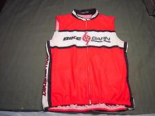 BIKE BARN SUGOI Cycling Sleeveless Jersey Size Large