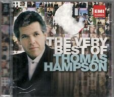 2 CD BEST OF 39 TITRES CLASSIQUE--THOMAS HAMPSON--THE VERY BEST OF--NEUF