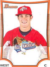 2009 Bowman AFLAC Bryce Harper AFLAC #BH Baseball Card