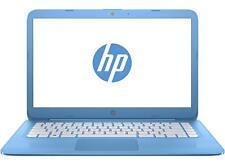 "HP Stream 14-cb011wm, 14"" HD Display, Intel N3060, 4GB RAM, 32GB SSD, Windows"