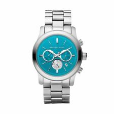 Orologio Cronografo Uomo Michael Kors Runwat MK5953 Cassa Acciaio Datario