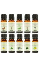 2 X (LEMON) Essential Oils 10ml 100% Pure & Natural (Aromatherapy) - Nikura