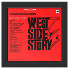 Vinyl LP Record Album ARCHIVAL FRAME • Acid-free Display