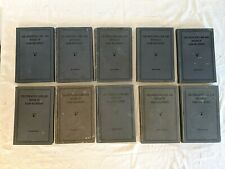 The Operation Care and Repair of Farm Machinery John Deere 1st - 10th Editions
