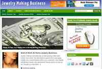 Domestic Jewelry Making Website Free Installation + Hosting