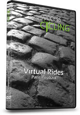 Virtual Rides Paris Roubaix Turbo Training DVD for Indoor Cycling