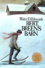 Bert Breen's Barn by Walter D. Edmonds (English) Paperback Book Free Shipping!