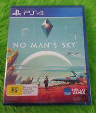 ps4 NO MAN'S SKY New & Sealed PAL Version Mans