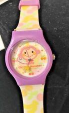 Sanrio Chi Chai Monchan Ltd Ed Wrist Watch 2004 Rare! NIB New Battery Works!