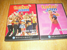 Turbo Jam: Cardio Party - Mix 3 + Fat Blaster, new