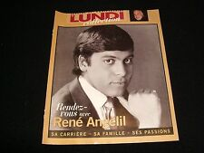 LE LUNDI COLLECTION<>SPECIAL 25th ANNIVERSARY<>RENDEZ-VOUS AVEC RENÉ ANGELIL