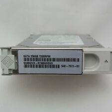 """SUN HARD DISK 750GB SATA 3.5"""" 7.2K 390-0356-02 0440WUX -0727A18HSC"""