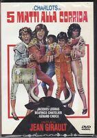 Dvd 5 MATTI ALLA CORRIDA ~ I CHARLOTS di Jean Girault nuovo 1974