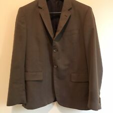 Banana Republic Suit Jacket Brown Size 42S