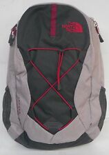 NORTH FACE W JESTER BACKPACK BOOKBAG GREY CHJ3-LJH ONE SIZE