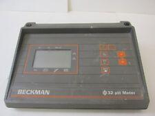 Beckman Cat. 123140 Ph Meter 9V Dcv 0.001A Ser. 255085 Parts Only 44021Wvs