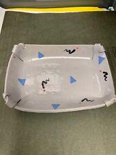 Gray Ceramic Serving Piece