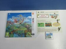 NINTENDO 3DS FANTASY LIFE VIDEO GAME cart 2ds 3ds xl FREE POST 4859
