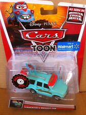 "DISNEY CARS TOON DIECAST - ""Tormentor's Biggest Fan"" Combined Postage"