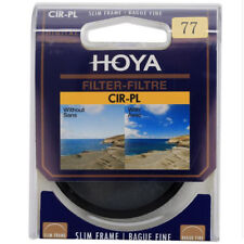 HOYA CPL 77mm Filter Circular Polarising CIR-PL Filter
