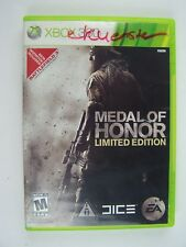 Medal of Honor Limited Edition Xbox 360 by Electronic Arts Game