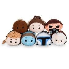US Disney Star Wars Attack of the Clones Tsum Tsum Complete Set Of 7 NWT!