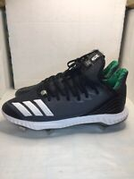 Adidas ICON BOUNCE HYBRID ROUTINE CLEATS MENS SIZE 10 G54537