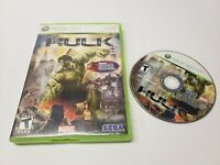 The Incredible Hulk (GameStop Exclusive) Microsoft Xbox 360 Video Game RED HULK