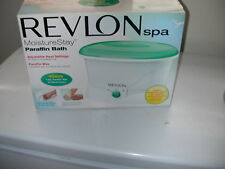 NIB Revlon Moisture Stay Spa Paraffin Wax Bath RVS1213