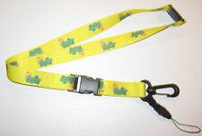 SpongeBob Schwammkopf Schlüsselband Lanyard NEU (Z41)