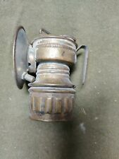Miners lamp Shanklin manufacturing