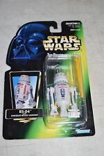 1996 Kenner Star Wars POTF2 R5-D4 Green Card w/No Warning & Straight Latch SC-07