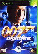 James Bond 007: Nightfire (origine Xbox) avec Manuel très bon état
