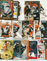 Jeff Carter 32 Card Lot All Different See Scans NHL Hockey