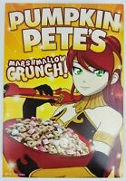 RWBY Pumpkin Pete's Marshmallow Crunch Cereal Fye Exclusive Collectible New